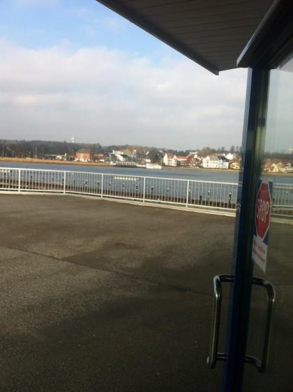Blick auf die Schleswiger Altstadt