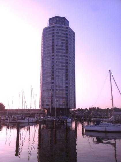 Wikingturm & Yachthafen